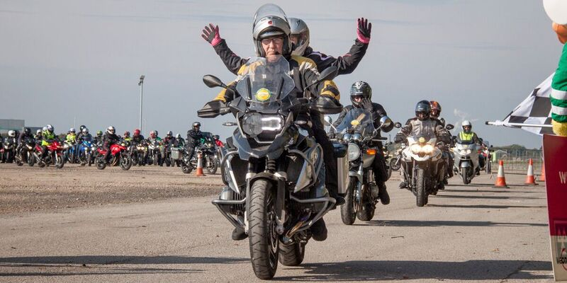 This year, why not Ride to Save Lives?