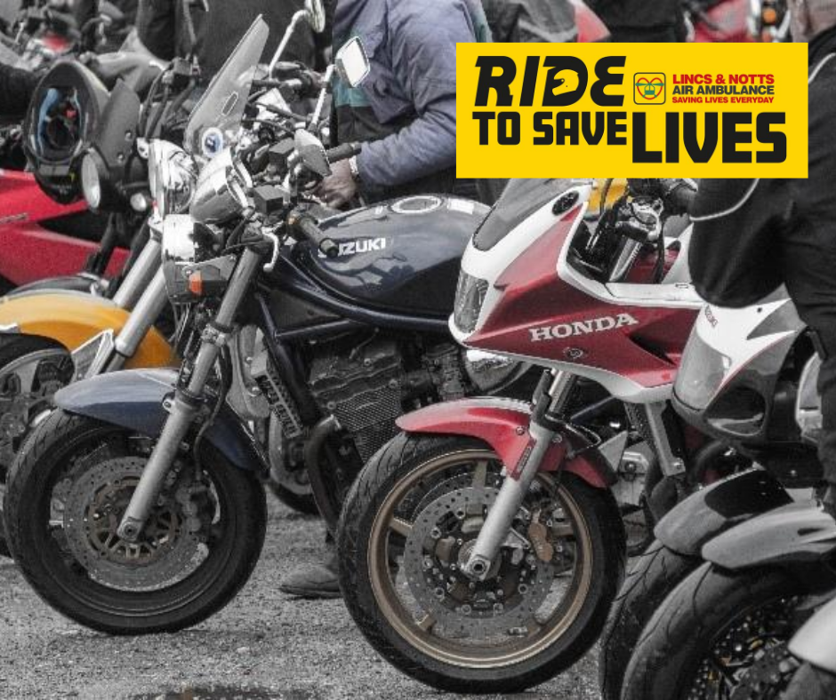Bikers invited to 'Ride the Route' for LNAA